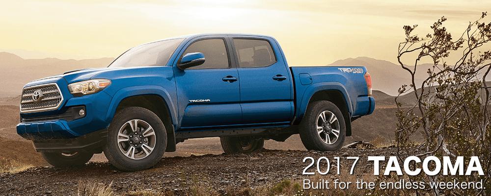 2017 Toyota Tacoma Information