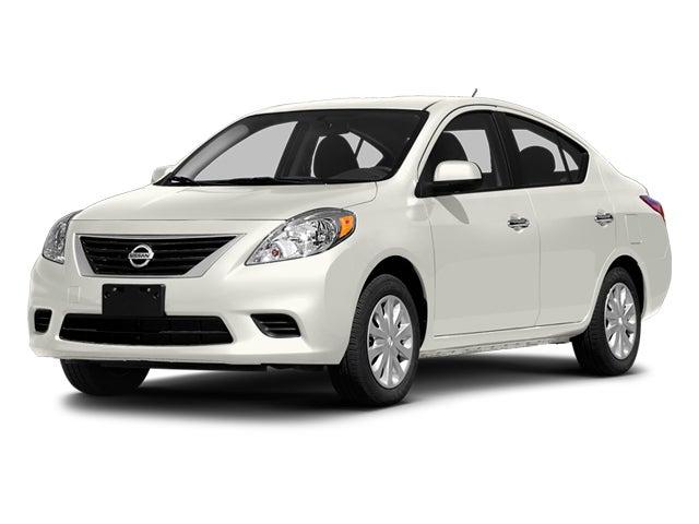 2014 Nissan Versa Sv Anniston Al Area Toyota Dealer Serving