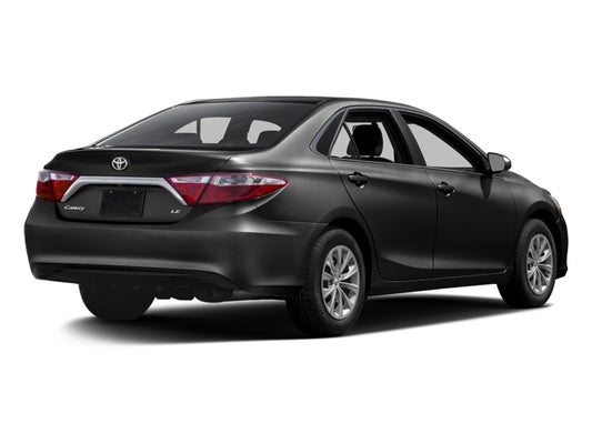 2016 Toyota Camry Le In Anniston Al Sunny King