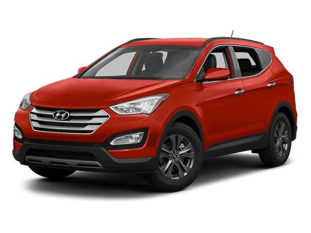 2013 Hyundai Santa Fe 2 0t Sport Anniston Al Area Toyota