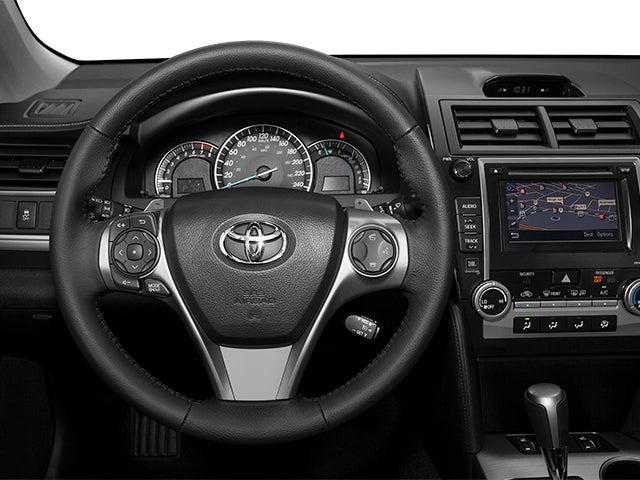 2014 Toyota Camry Se Car Design Today