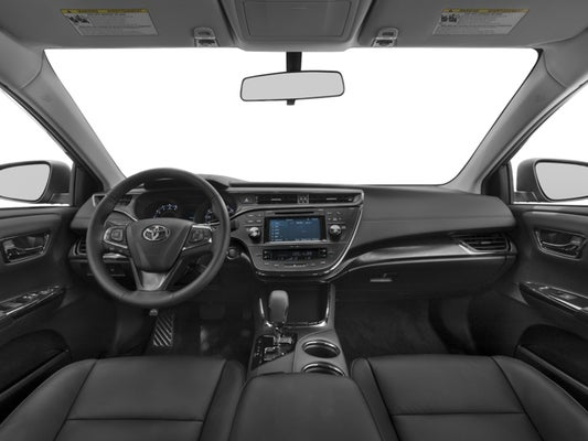 dimensions of 2017 toyota avalon