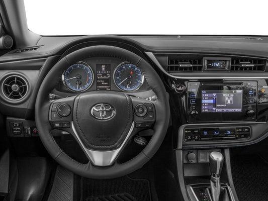 2017 Toyota Corolla Se In Anniston Al Sunny King