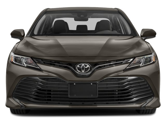 2018 Toyota Camry Le Toyota Dealer Serving Anniston Al